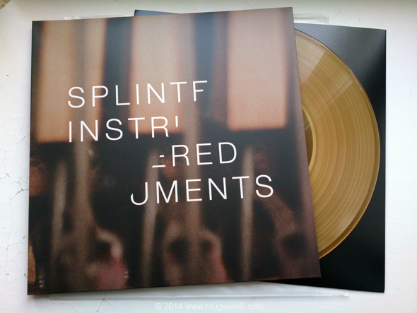 matthew collings - splintered Instruments 02