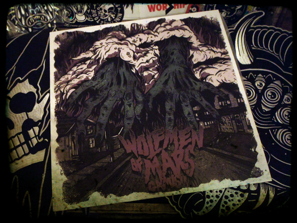 wolfmen of mars