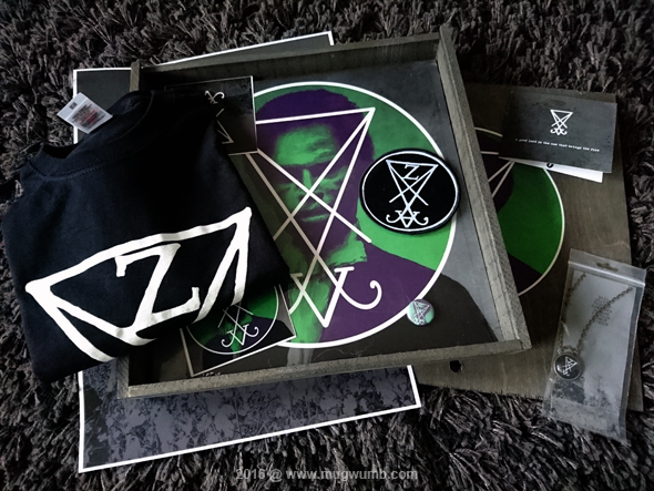 Zeal And Ardor (Box set)