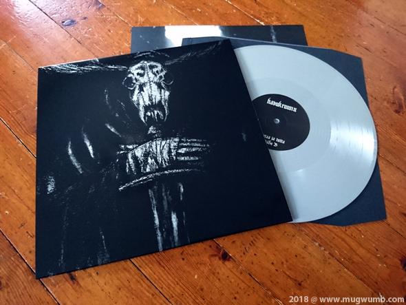 Havukruunu: Rautaa Ja Tulta LP (grey) | vinyl diaries